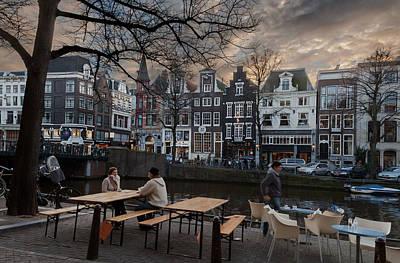 Photograph - Kaizersgracht 451. Amsterdam. Holland by Juan Carlos Ferro Duque
