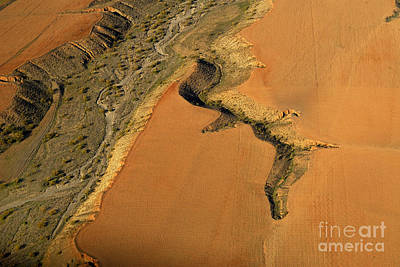 Aerial Photograph - heridas de tierra Aerial photography by Guido Montanes Castillo