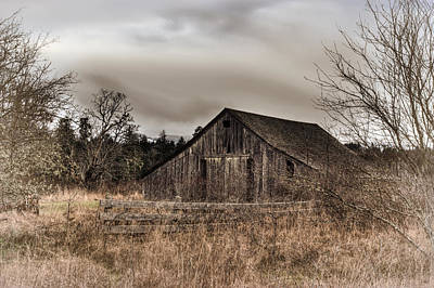 Photograph - Heritage Farm by Randy Hall