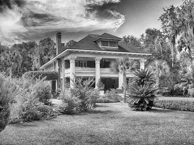 Herlong Mansion Art Print