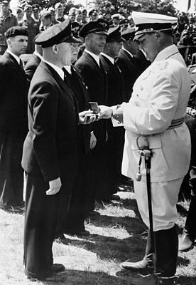 Goering Photograph - Hermann G�ring (1893-1946) by Granger