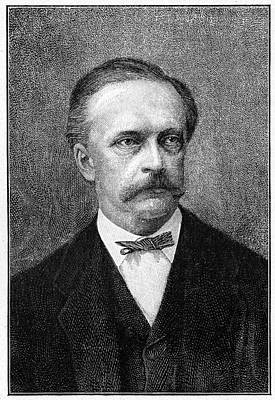 Hermann Von Helmholtz Art Print by Cci Archives