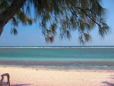 Photograph - Hermitage - Ile De La Reunion - Reunion Island - Indian Ocean by Francoise Leandre