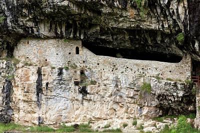 Hermitage Photograph - Hermitage Of San Urbez by Bob Gibbons