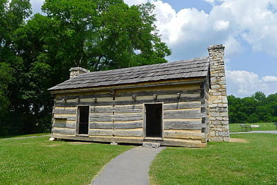 Photograph - Hermitage Slave Quarters by Denise Mazzocco
