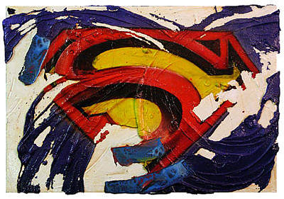 Jhon Painting - Heroes by Alessandro Gatti gattonero