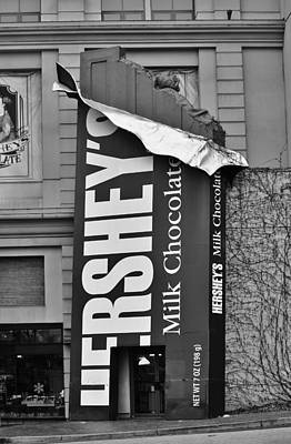 Photograph - Hershey's... by Al Fritz