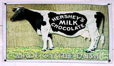 Photograph - Hershey's Milk Chocolate by Paul Mashburn