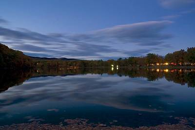 Photograph - Hessian Lake by Mark Garbowski