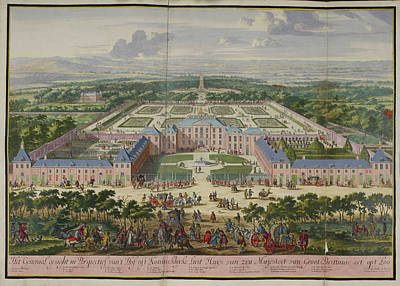 Het Loo Print by British Library
