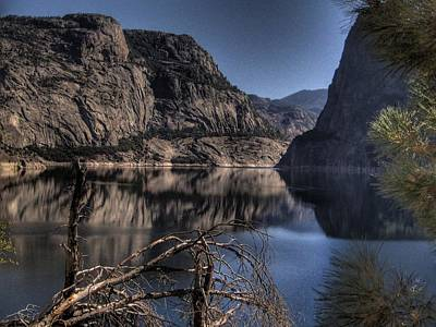 Manzanita Photograph - Hetch Hetchy Yosemite National Park by Jane Linders