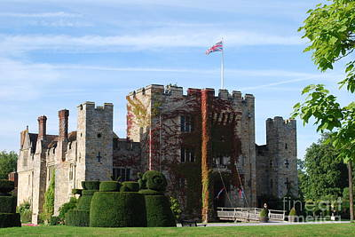 Photograph - Hever Castle by Scott D Welch