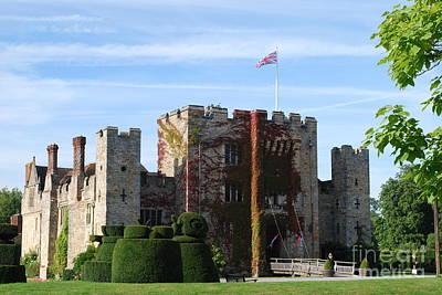 Hever Castle Art Print