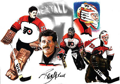 Hextall Original by Ezra Strayer