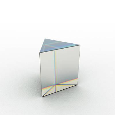 Hi Dispersion Prism Art Print by David Parker