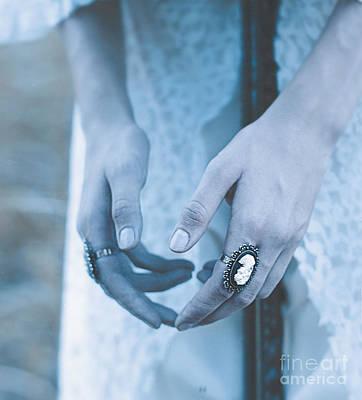 Photograph - Hibernal Mirror by Natalia Drepina