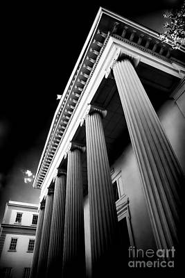 Photograph - Hibernian Hall by John Rizzuto