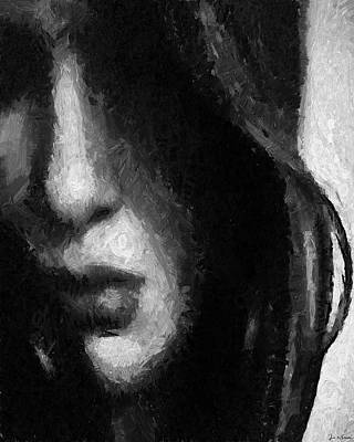 Painting - Hidden Away by Joe Misrasi