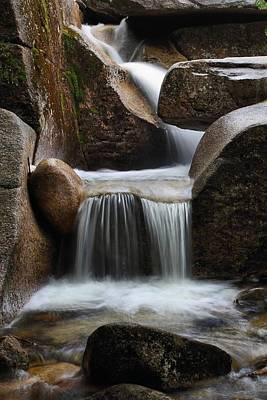 Photograph - Hidden Cascade by Mike Farslow