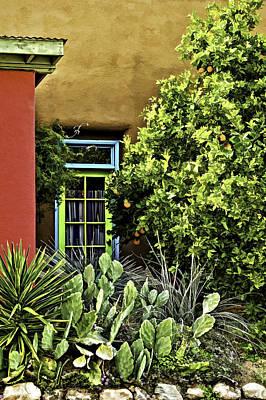 Photograph - Hidden Door by Maria Coulson