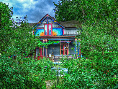 Photograph - Hidden Gems Of Ann Arbor #12 by MJ Olsen