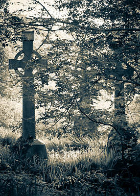 Photograph - Hidden Graveyard by Ronda Broatch