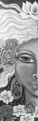 Painting - Hidden by Maya Telford