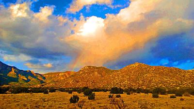 Photograph - Hidden Rainbow by Claudia Goodell