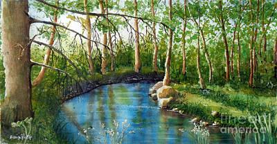 Painting - Hidden Treasure by Marisa Gabetta
