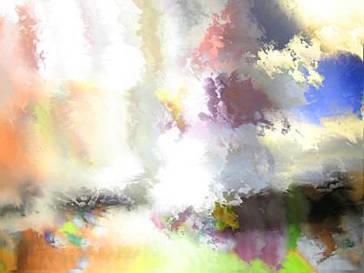 Painting - hidden valley I by John WR Emmett