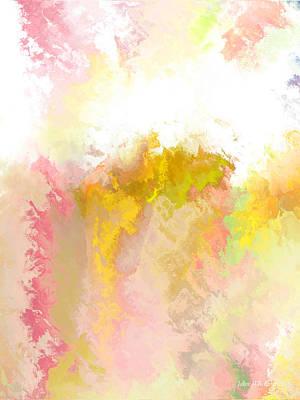 Painting - hidden valley IV by John WR Emmett