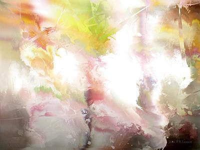 Painting - hidden valley IX by John WR Emmett