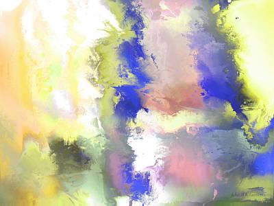 Painting - hidden valley V by John WR Emmett