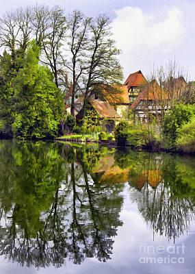 Photograph - Hidden Village by Sharon Foster