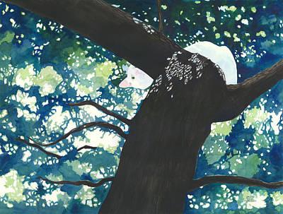 Painting - Hide And Seek by Pauline Walsh Jacobson