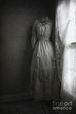 Female Torso Photograph - Hiding In The Corner by Margie Hurwich