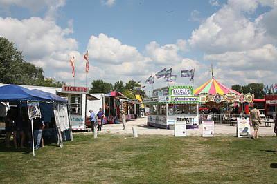 Photograph - Higbee Festival by Kathy Cornett
