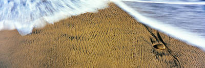 Abstract In Nature Photograph - High Angle View Of Natural Pattern by Panoramic Images
