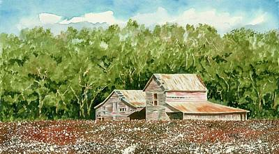 Painting - High Cotton by Brett Winn