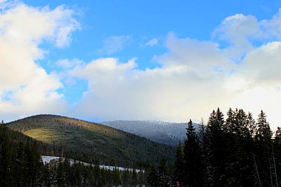 Photograph - High Country by Trent Mallett