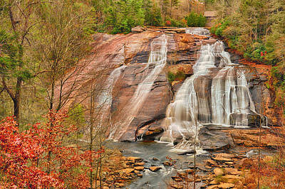 Photograph - High Falls by Greg Norrell