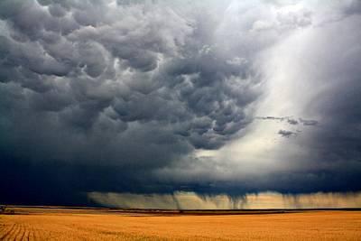 Mannequin Dresses - High Plains Storm by Marcelo Albuquerque