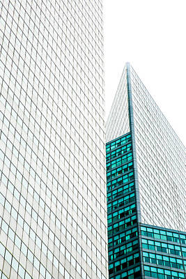 Photograph - High Rise Abstract by Karol Livote