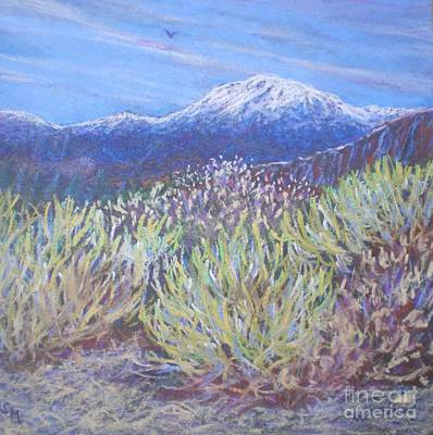 Painting - High Sierra Afternoon by Suzanne McKay