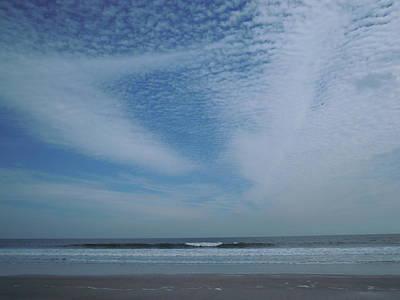 Photograph - High Sky by Ellen Meakin
