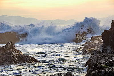 Photograph - High Tide At Port Renfrew by Simply  Photos
