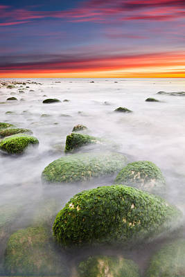 Core Photograph - High Tide by Jorge Maia
