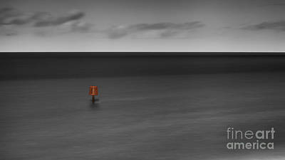 Marker Wall Art - Photograph - High Tide by Nigel Jones