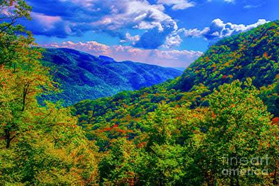 Photograph - High Up Hills by Scott Hervieux