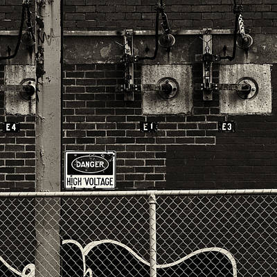 Photograph - High Voltage by Tim Nichols